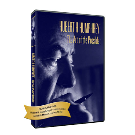 Hubert H Humphrey: The Art of the Possible DVD