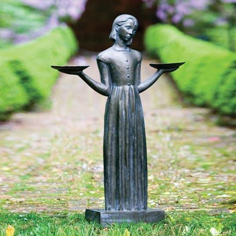 """Savannah's Bird Girl (Large - 37.5"""")"""