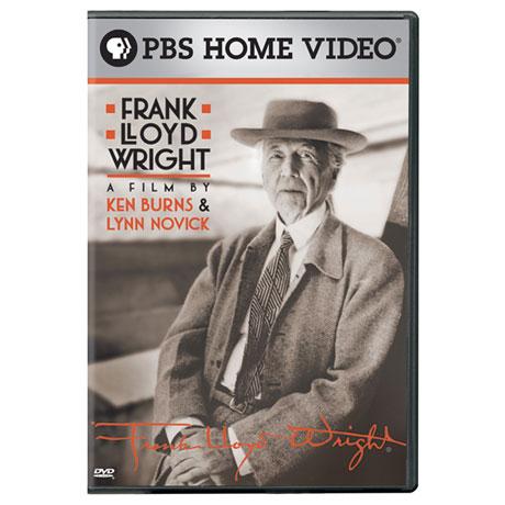 Frank Lloyd Wright DVD