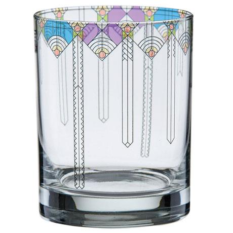 Frank Lloyd Wright® April Showers Tumbler glasses