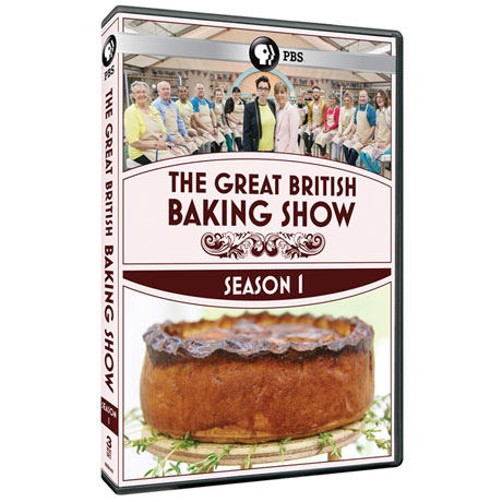 The Great British Baking Show: Season 1 DVD