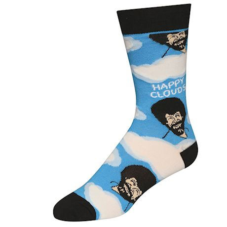 Women's Bob Ross Socks