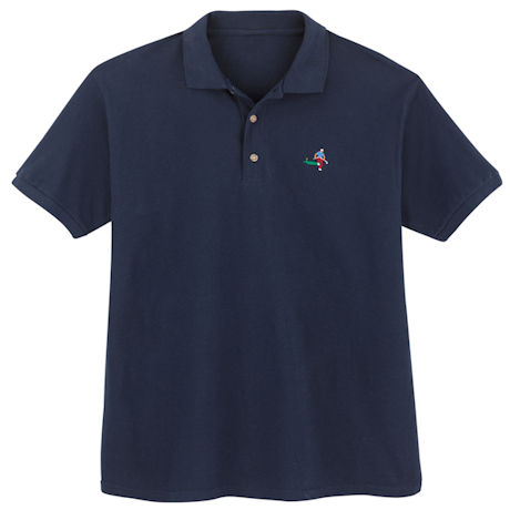 Frustrated Golfer Polo Shirt