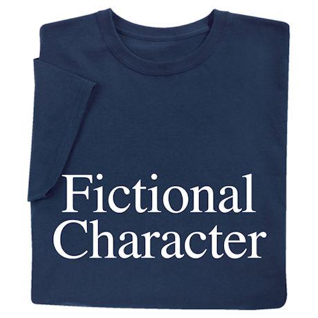 Fictional Character Shirts