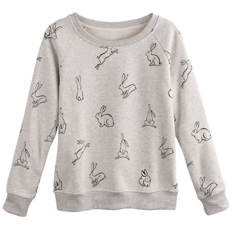 Bunnies Sweatshirt
