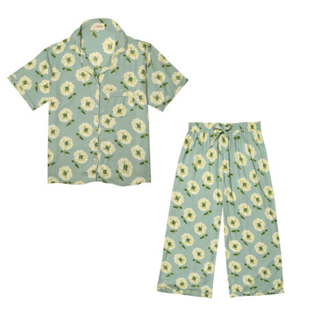 Hydrangeas Pajamas