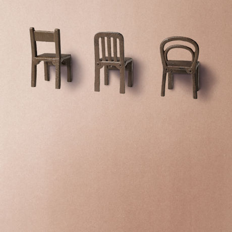 Chair Wall Hooks Set