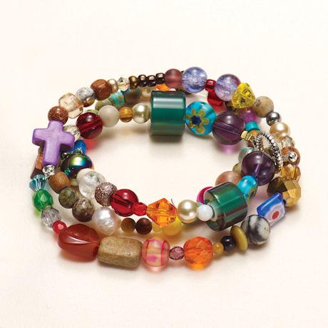 Jeremiah 29:11 Handmade Story Beaded Bracelet