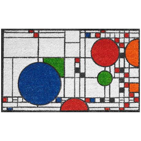 Frank Lloyd Wright® Coonley Playhouse Doormat