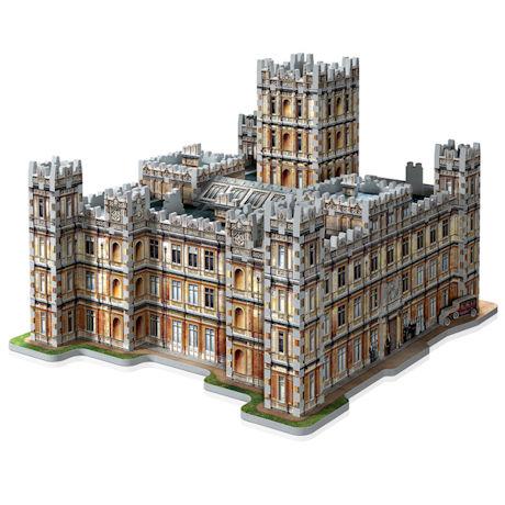 Downton Abbey Highclere Castle 3D Puzzle