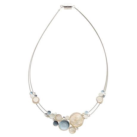 Capiz Shell Mod Necklace