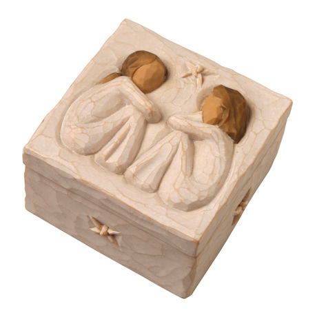 Willow Tree Friendship Keepsake Box