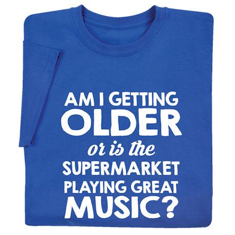 Supermarket Music Shirts