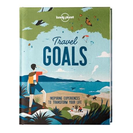 Travel Goals Book