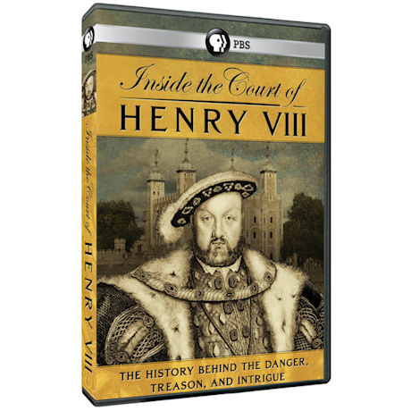Inside the Court of Henry VIII DVD