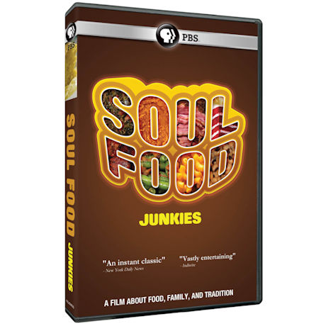 Independent Lens: Soul Food Junkies DVD