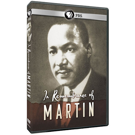 In Remembrance of Martin DVD