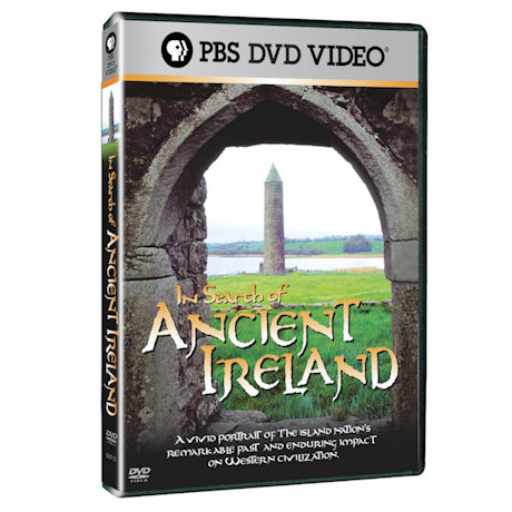 In Search of Ancient Ireland DVD