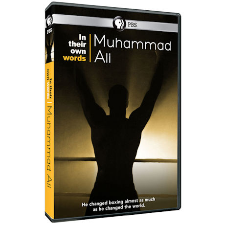 In Their Own Words - Muhammad Ali DVD