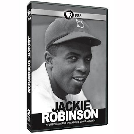 Ken Burns: Jackie Robinson  DVD & Blu-ray