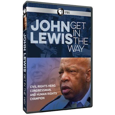 John Lewis - Get in the Way DVD