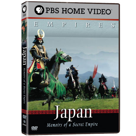 Empires: Japan: Memoirs of a Secret Empire DVD