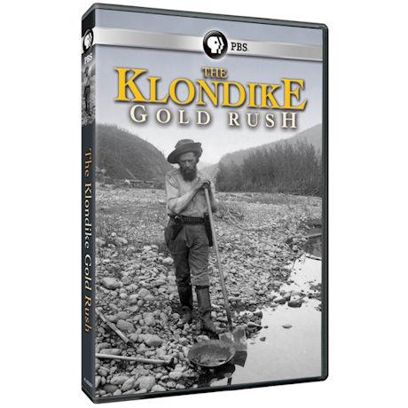 The Klondike Gold Rush DVD
