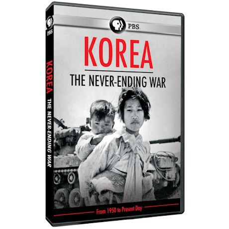 Korea: The Never Ending War DVD