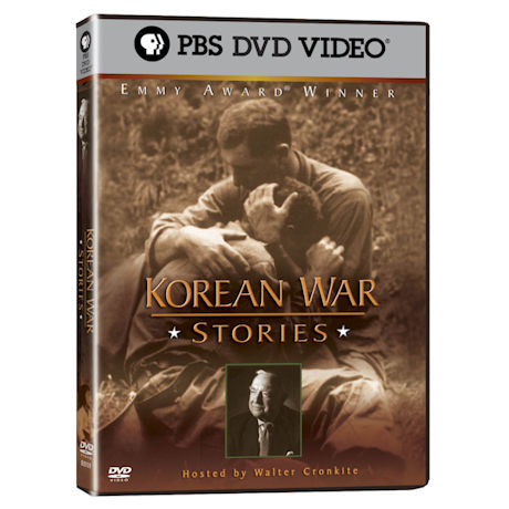 Korean War Stories DVD
