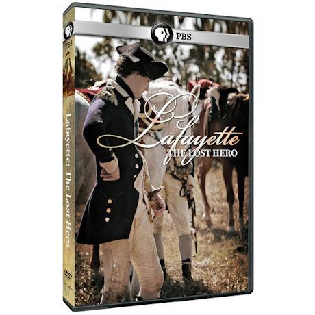 Lafayette: The Lost Hero DVD