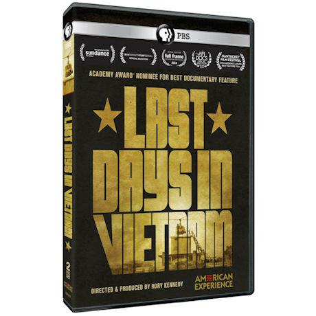 American Experience: Last Days in Vietnam (2 discs)  DVD & Blu-ray