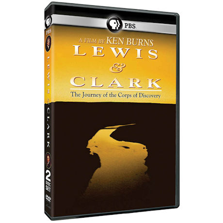 Ken Burns: Lewis & Clark: The Journey of the Corps of Discovery DVD