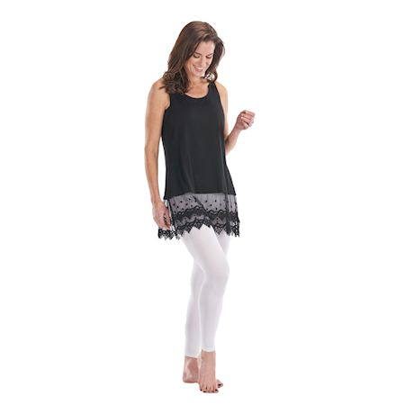 Lace Tunic Extender