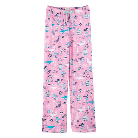 Merry Mermaids Lounge Pants