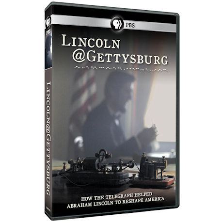 Lincoln@Gettysburg DVD