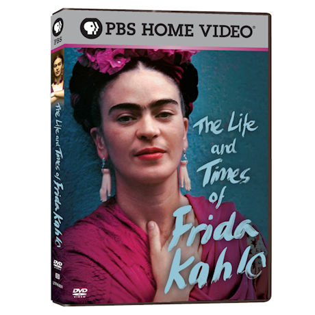 The Life and Times of Frida Kahlo DVD