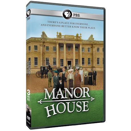 House: Manor House DVD 3PK