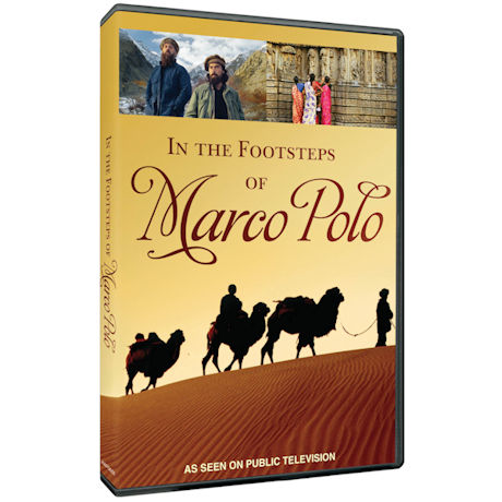 In the Footsteps of Marco Polo DVD