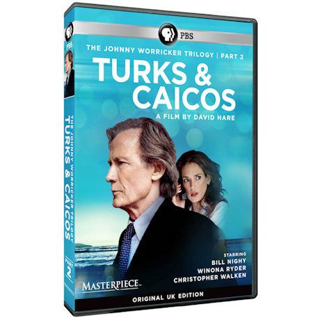 Masterpiece: Worricker: Turks & Caicos (Original UK Edition) DVD & Blu-ray