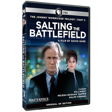 Masterpiece: Worricker: Salting the Battlefield (Original UK Edition) DVD & Blu-ray