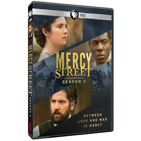 Mercy Street Season 2 DVD & Blu-ray