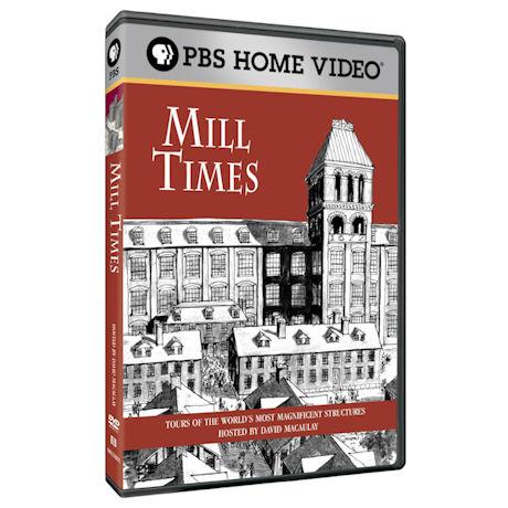 David Macaulay: Mill Times DVD