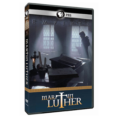 Empires: Martin Luther DVD