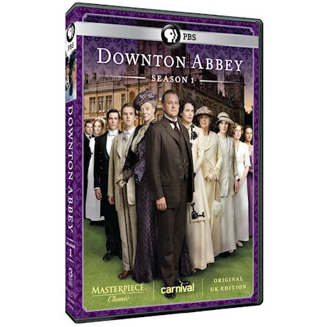 Masterpiece: Downton Abbey Season 1 (Original UK Edition)