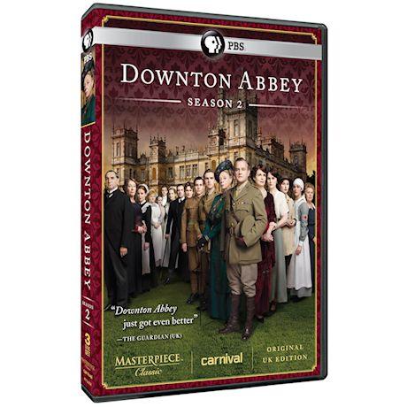 Masterpiece: Downton Abbey Season 2 (Original UK Edition)