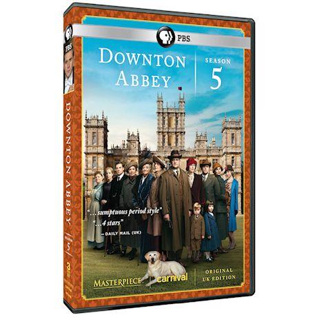 Masterpiece: Downton Abbey Season 5 (Original UK Edition)