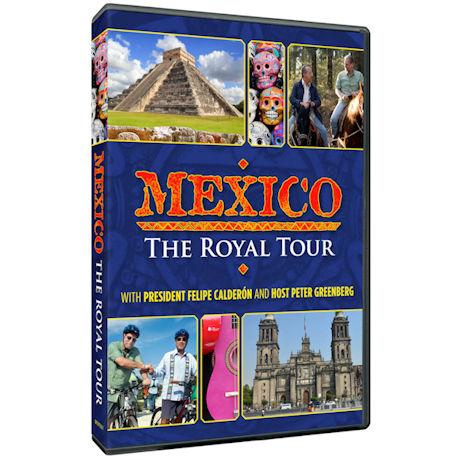 Mexico: The Royal Tour DVD