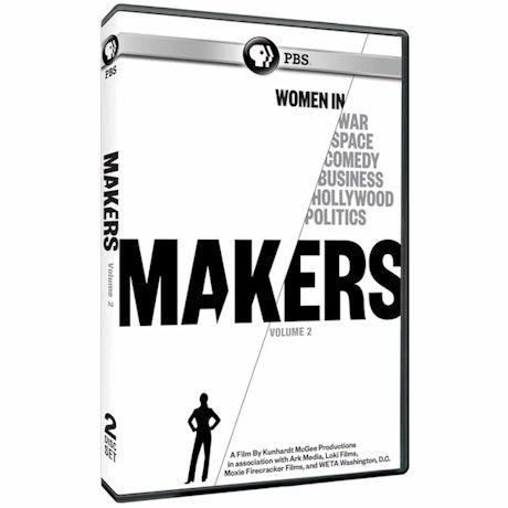 MAKERS: Volume 2 DVD