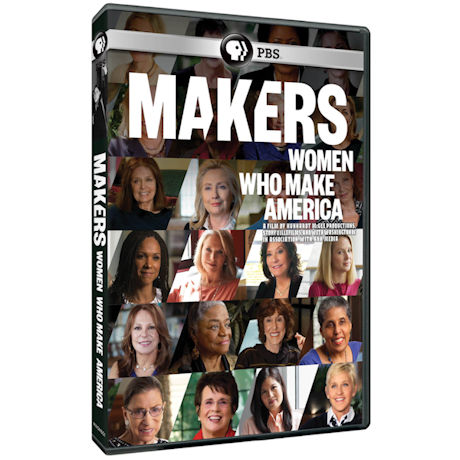 Makers: Women Who Make America DVD