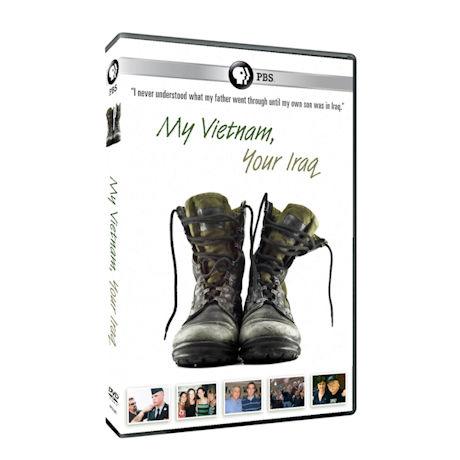 My Vietnam Your Iraq DVD